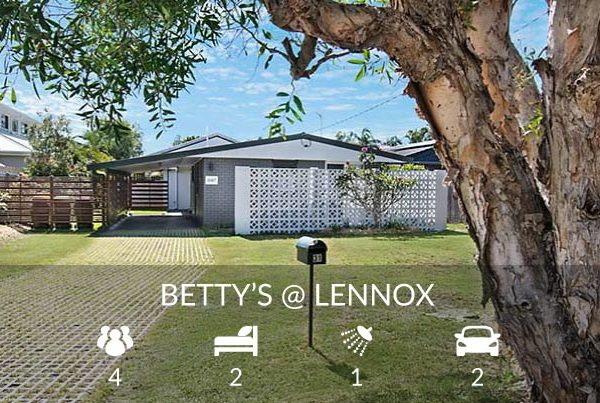 Betty's at Lennox Head