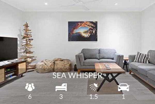 Sea Whisper - Accommodation Lennox Head