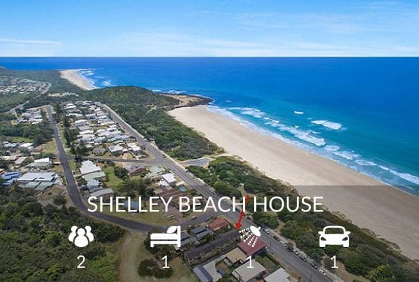 SHELLEY BEACH HOUSE - Ballina holiday accommodation