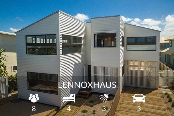 lennoxhaus - accommodation at Lennox Head